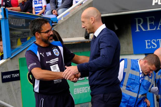 Reading FC: Read Jaap Stam's press conference in full ahead of Monday's play-off final at Wembley