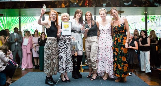 A hair salon in Bracknell has been crowned Salon Team 2019