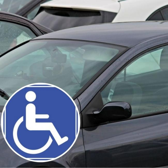 Wokingham is one of the lowest places for disabled parking violations