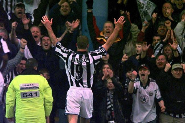 Alan Shearer has set a high bar for Newcastle number nines