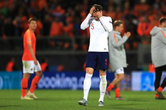 John Stones bore the brunt of the criticism for England's defeat to Holland in the Nations League semi-final