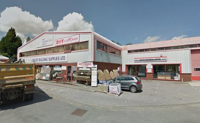 Jubilee Supplies Ltd was fined by High Wycombe Magistrates Court