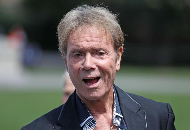 File photo dated 01/07/19 of Sir Cliff Richard, who has agreed a final settlement with the BBC and will receive around £2 million towards his legal costs. PA Photo. Picture date: Wednesday September 4, 2019. The singer, 78, sued the broadcaster over