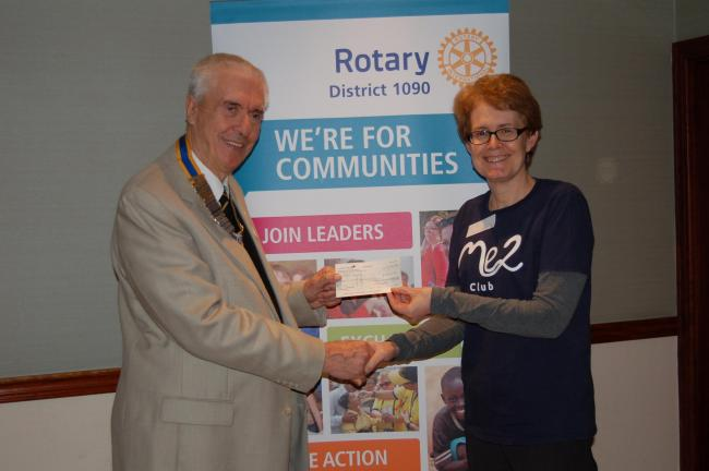 Easthampstead Rotary Club will be hosting its community Christmas draw