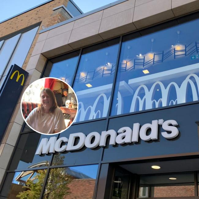 McDonald's by Ferriby Court