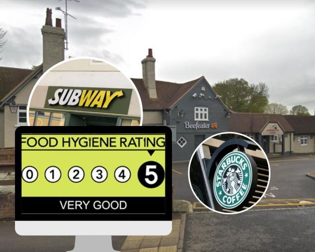 Food Hygiene Ratings For September In Bracknell Forest