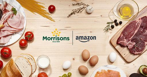 Amazon and Morrisons are expanding to deliver to customers in Bracknell