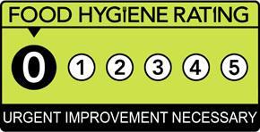 Sandhurst Takeaway Spice Temple Gets Zero Food Hygiene