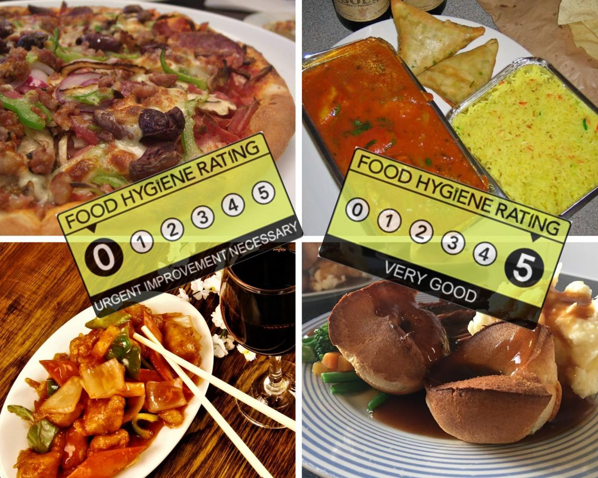 Every Food Hygiene Rating Score In Bracknell Forest In