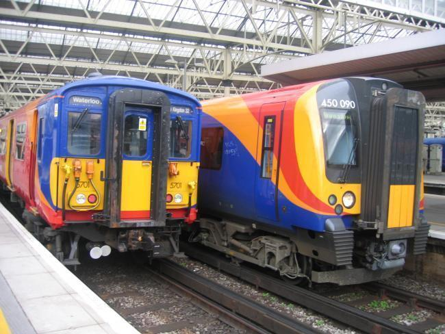 SWT announce new timetables staring from Jan 6.