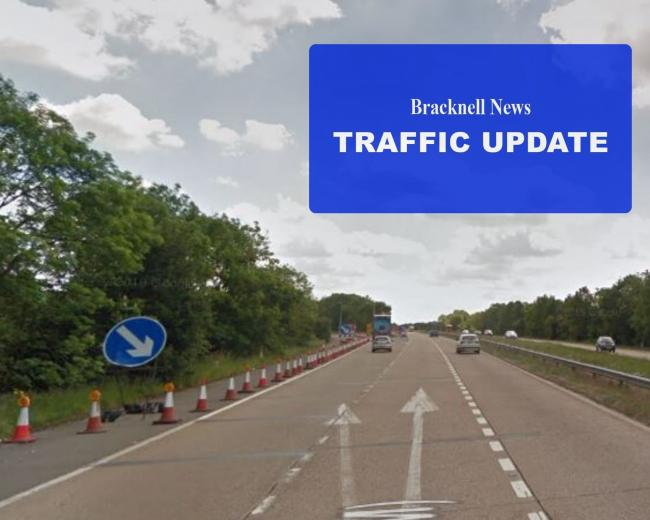 A329 closures to be prepared for tonight
