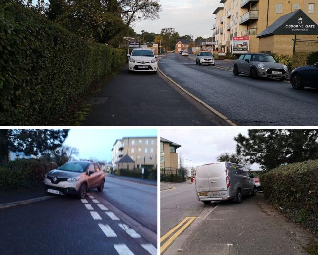 Would you like to see a ban on pavement parking?