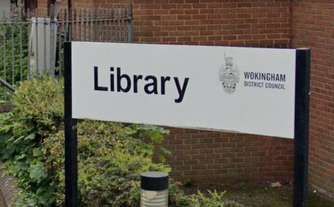 All Wokingham libraries have temporarily closed