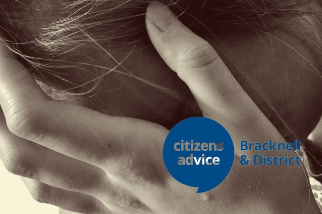 Citizens Advice bosses are worried what the lack of calls could mean