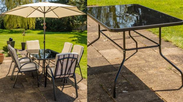 Bracknell News: Gather your friends and family around this outdoor table. Credit: Primrose