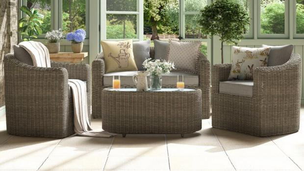 Bracknell News: Every sunroom needs a set of comfy chairs. Credit: Wayfair