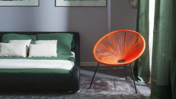 Bracknell News: This cool chair has a distinctly modern vibe. Credit: Wayfair