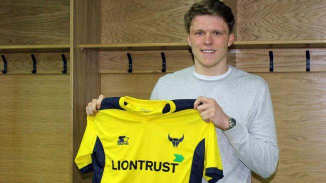 Photo: Oxford United