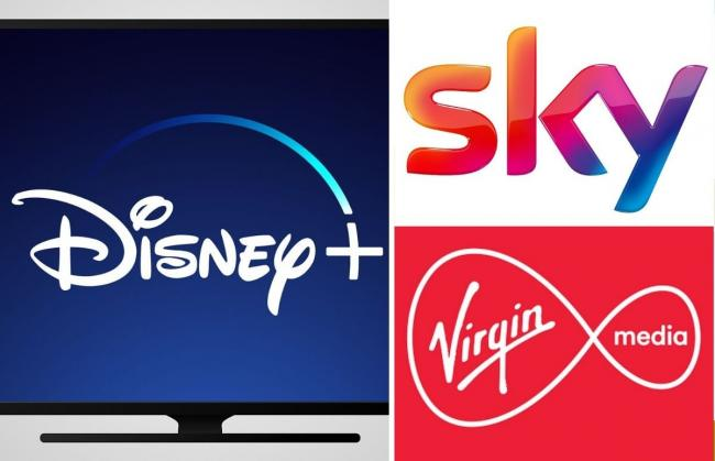 Disney reveal why their channels will be taken off Sky TV and Virgin Media