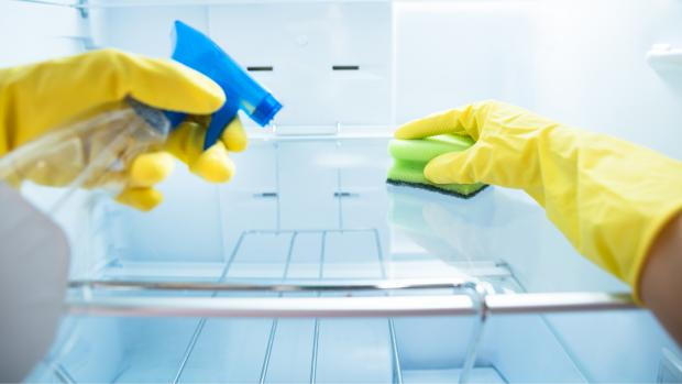 Bracknell News: It's recommended to deep clean your fridge once a month. Credit: Getty Images / Andrey Popov
