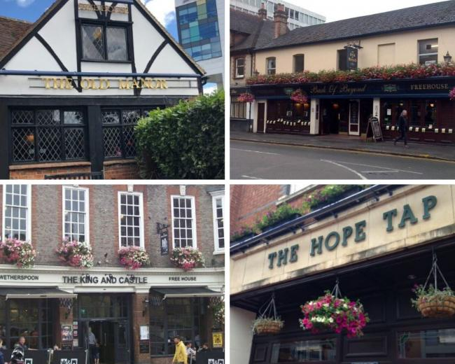 Best and worst rated Wetherspoon pubs in Berkshire