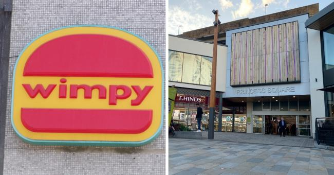 Wimpy is coming back to Bracknell