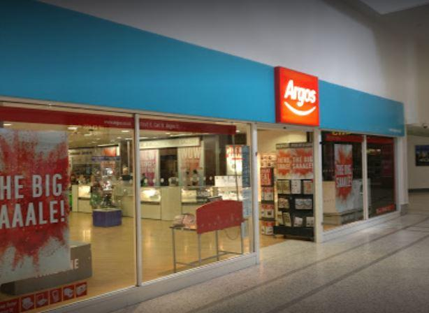 Argos in Bracknell set to close down