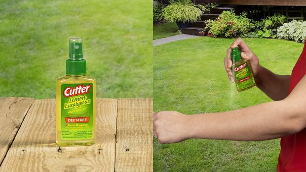 Bracknell News: Ditch the horrible smelling insect repellents for one that's fragrant and offers up to six hours of protection. Credit: Cutter