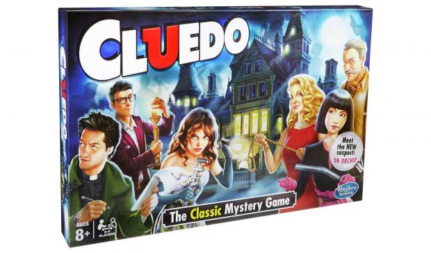 Bracknell News: Cluedo board game. Picture: Hasbro Gaming