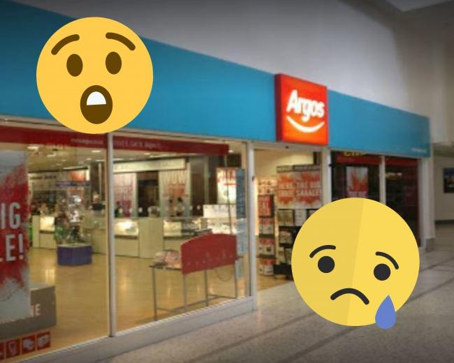 Readers react to Argos closure