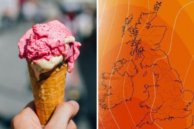 UK heatwave: Met Office issue heat-health warning as temperatures soar to 30C. Picture: Newsquest