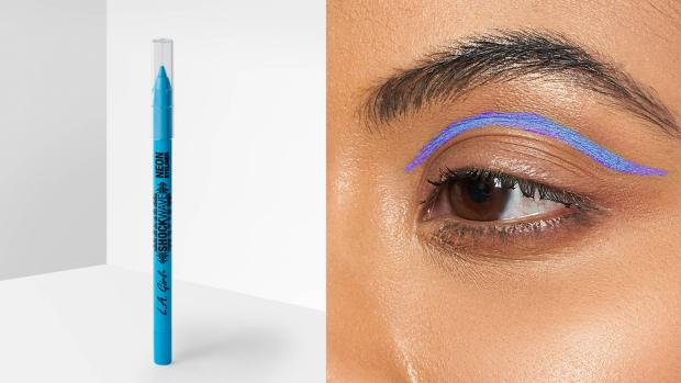 Bracknell News: Add some flair to your eye look with the L.A. Girl Shockwave Neon Liner. Credit: L.A. Girl
