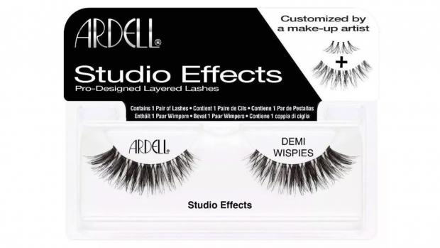 Bracknell News: When you want to feel extra glam, try a pair of the Ardell Eyelash Demi Wispies Studio Effects. Credit: Ardell