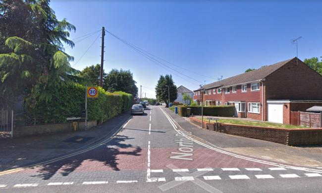 North Road and Church Road, which are parallel to each other, will be given new speed limits