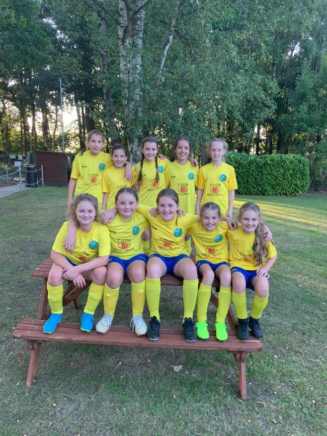 Is your daughter England's next Lioness? New girls football team launches locally