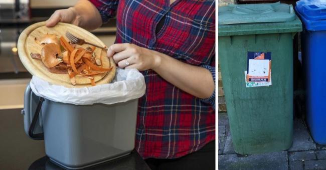 Food waste bins will soon be rolled out across Bracknell Forest