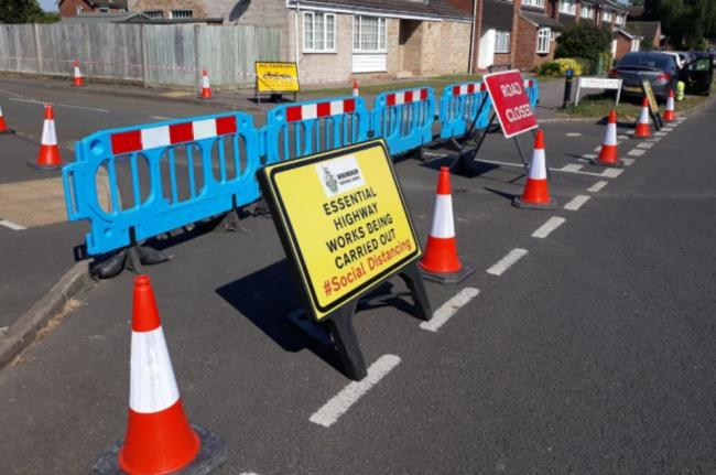 Roadworks on key travel routes across Wokingham start this week