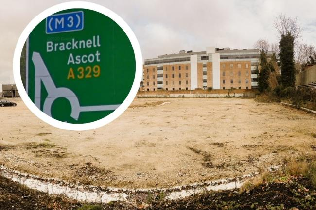 Do you remember Bracknell Bus Depot? We have a look at Bracknell's changes