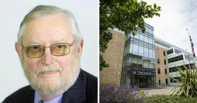 Cllr Richard Price breached Bracknell Forest Council's code of conduct
