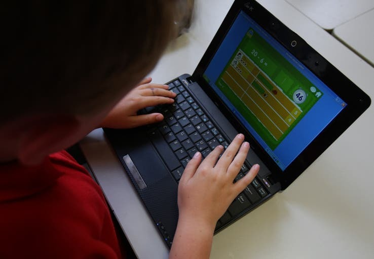Dozens more laptops and tablets given for disadvantaged children in Bracknell Forest