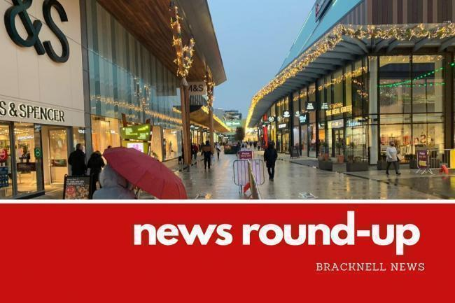 Weekly news round up in Bracknell