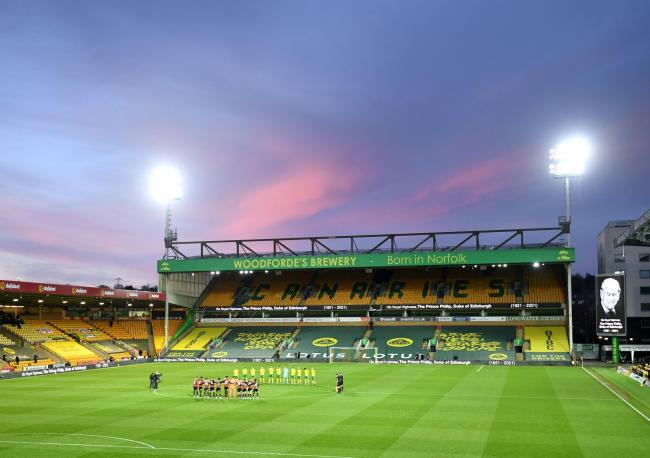 Reading travel to Carrow Road this weekend (PA)