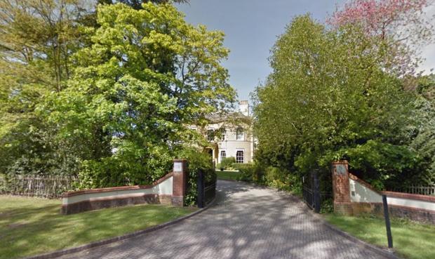 Bracknell News: Wyvols Court in Swallowfield.  Credit: Google Maps