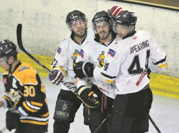 Scott Spearing is the new Bracknell Bees head