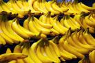 The drugs were found in a shipment of bananas