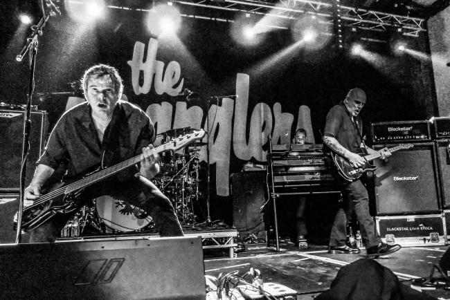 The Stranglers go on tour