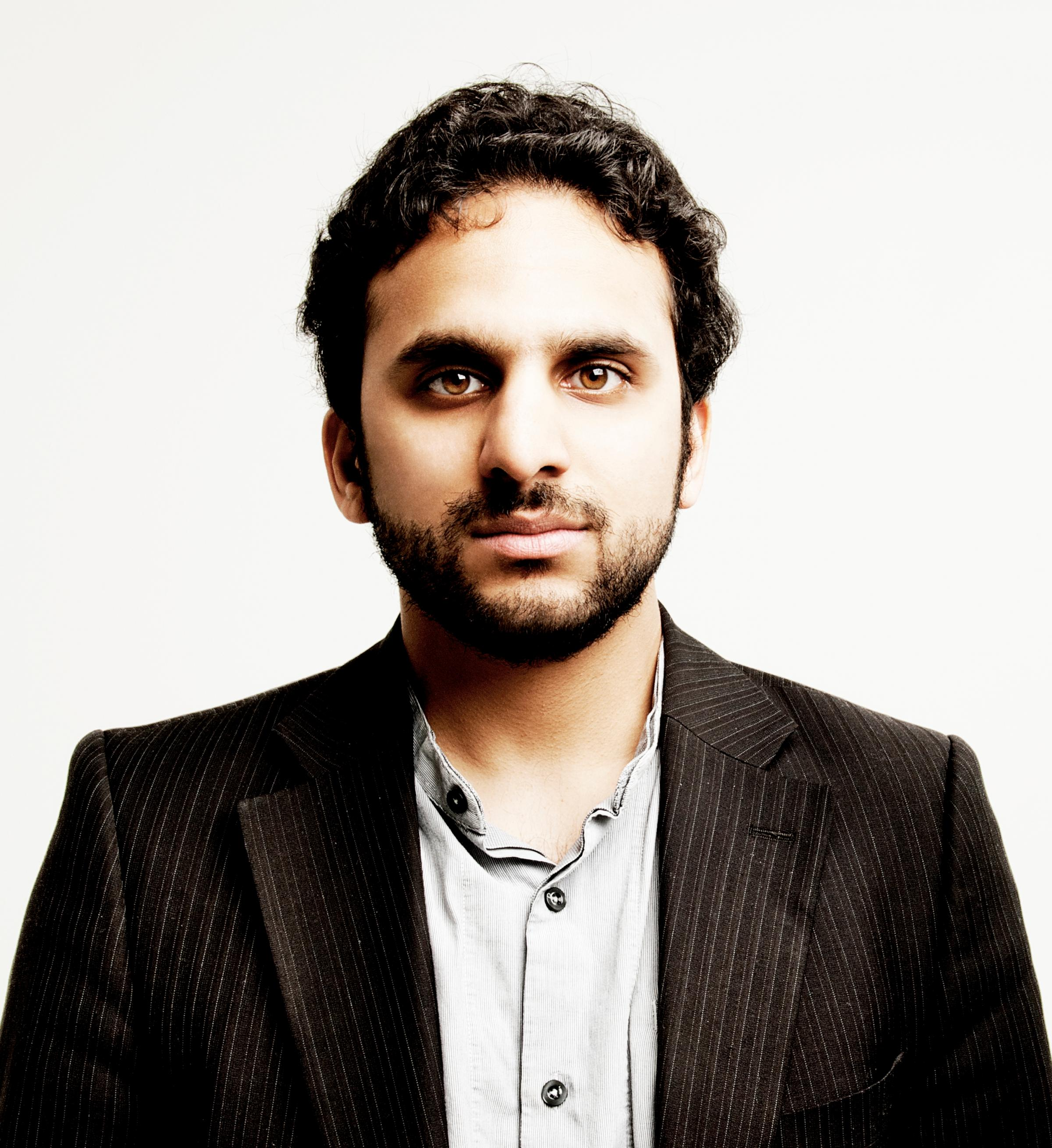 Nish Kumar has a word