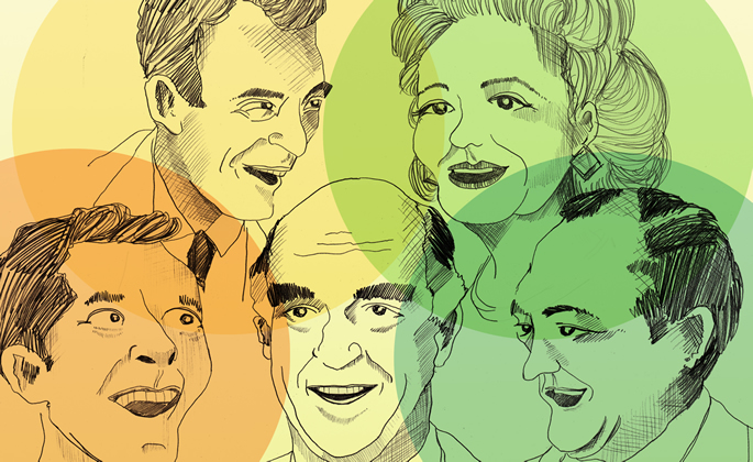 Curtain Up: Round The Horne 50th anniversary tour at Theatre Royal Windsor