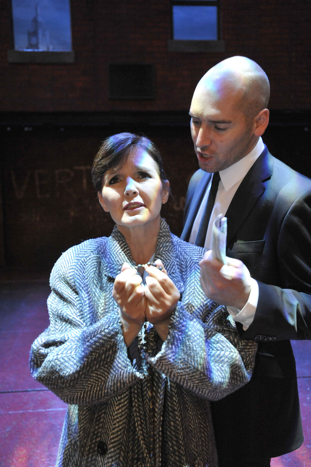 Blood Brothers at Theatre Royal Windsor