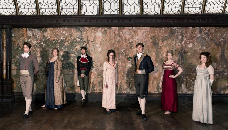 Austentatious: An Improvised Jane Austen Novel comes to Maidenhead